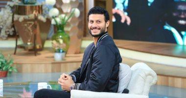 محمد الشناوى: كنت شقي وأنا صغير وأمي كانت بتحبسني لما بزوّغ من المدرسة