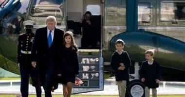 السعودية نيوز |                                              إيفانكا ترامب تنشر صورا عائلية برفقة أبنائها فى عيد الشكر وتوجه رسالة إلى والدها