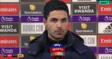 صورة مدرب أرسنال: لا أشعر بالقلق من إقالتى.. وبارتى سيغيب عن المباريات المقبلة