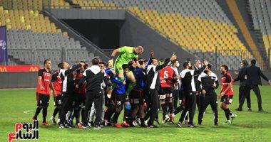 طلائع الجيش يطيح بالزمالك من كأس مصر بثلاثية ويتأهل إلى النهائى.. صور