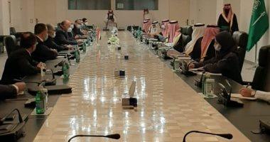 السعودية نيوز |                                              مصر والسعودية تؤكدان رفض التدخلات الإقليمية فى الشئون الداخلية للدول العربية