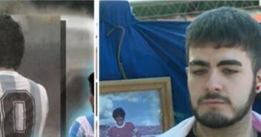 """الأبناء المجهولون.. 6 يرغبون فى استخراج جثمان مارادونا لإجراء """"DNA"""" (فيديو)"""