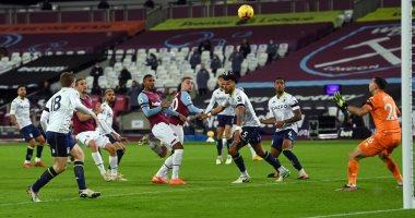 صورة ملخص وأهداف مباراة وست هام ضد استون فيلا بالدورى الإنجليزى