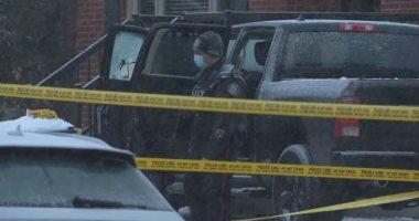 مصرع رجل وإصابة سيدة فى حادث إطلاق نار بمدينة تورنتو الكندية