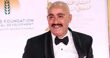 تامر حسنى وأحمد السقا يتصالحان على يد أشرف عبد الباقى بمهرجان القاهرة