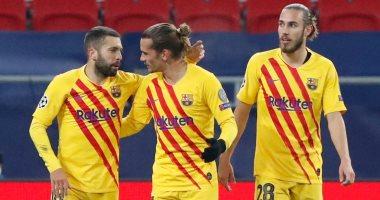 برشلونة يحقق رقما غائبا فى دورى أبطال أوروبا منذ 17 عاما