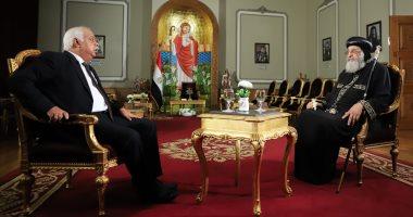 البابا تواضروس: تم تقنين 1600 كنيسة وفقا لقانون بناء الكنائس الجديد