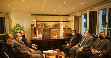 رئيس الزمالك: زيارة وزير الرياضة لمقر النادى لمساندة وتسهيل عمل اللجنة