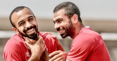 أفشه يؤازر الجوكر أحمد فتحى بعد إصابته بكورونا: ألف سلامة عليك يا حبيب قلبى