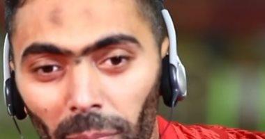 """""""اللى هو أنا يعنى"""".. حسين الشحات معللقا على هدفه التاريخى فى مرمى الوداد"""