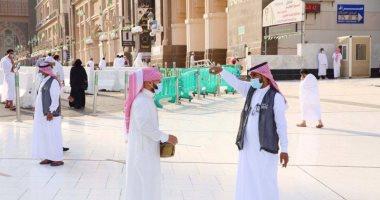 15 مسارا تنظم دخول المعتمرين والمصلين ساحات المسجد الحرام.. صور