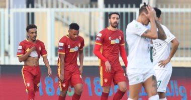 السعودية نيوز |                                              الأهلى يسقط أمام ضمك بريمونتادا مثيرة 3-4 فى الدوري السعودي.. فيديو