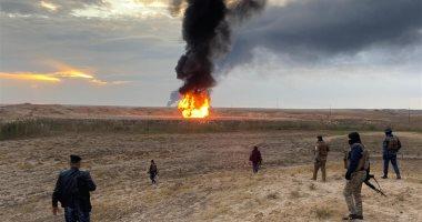 انفجار فى الشركة السورية للغاز فى حمص