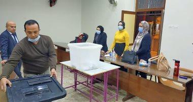 اللجنة العامة للجنة الثالثة بكفر الشيخ.. محمد ذكى 72 ألف صوت وعبد الرازق 70 ألفا