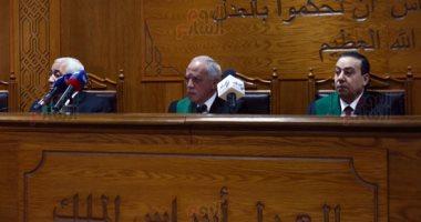 """صورة محاكمة 5 متهمين في قضية """"أحداث فض اعتصام النهضة"""" خلال ساعات"""