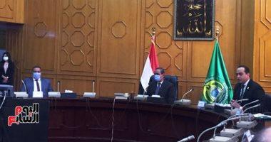 الدكتور أحمد السبكى يكشف خطوات التسجيل بمنظومة التأمين الصحى الشامل.. صور