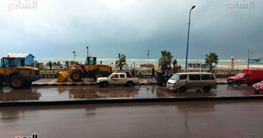 غدا أمطار بالإسكندرية ومطروح ورياح مثيرة للأتربة والصغرى بالقاهرة 11 درجة