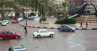 أمطار غزيرة وشبورة لـ48 ساعة.. الأرصاد تكشف أماكن سقوط الأمطار حتى الإثنين