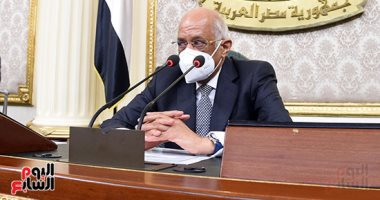 على عبد العال يحيل 17 مشروع قانون مقدمين من الحكومة للجان النوعية