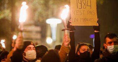 """مظاهرات في فرنسا اعتراضا على """"شهادة كورونا الصحية"""""""