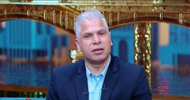 """وائل جمعة: """"مبسوط"""" من هزيمة الأهلي أمام سيمبا لهذا السبب!"""