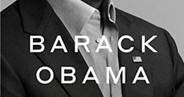"""كتاب """"الأرض الموعودة"""" لـ أوباما يتصدر الأعلى مبيعا بـ""""نيويورك تايمز"""""""
