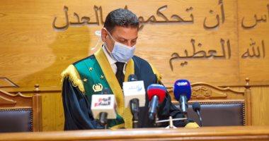"""نظر أولى جلسات محاكمة المتهمين بقضية """"أحداث المنصة""""  6 يونيو"""