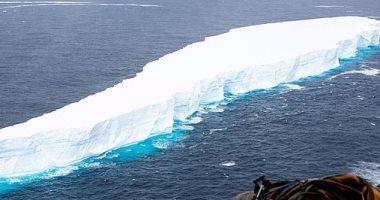 قمر صناعي تابع ناسا يتتبع جبل جليدى يهدد مستعمرة البطاريق في جورجيا