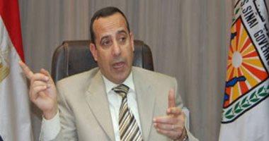 محافظ شمال سيناء: تفجير خط الغاز لن يؤثر على العريش