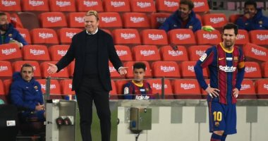 صورة برشلونة ضد أتلتيك بيلباو .. رونالد كومان ملك النهائيات