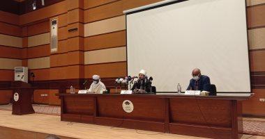وزير الأوقاف ونظيره السودانى يفتتحان دورة تدريبية مشتركة لأئمة البلدين