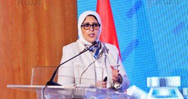 وزيرة الصحة: معدل الإصابات الأسبوعى بكورونا يسجل ارتفاعا ملحوظا