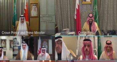 السعودية نيوز |                                              محمد بن سلمان: السعودية والبحرين تعملان للمحافظة على مصالحهما وأمنهما