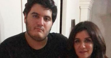 السعودية نيوز |                                              ابن غادة عادل يحتفل بعيد ميلادها برسالة وصورة من دولاب الذكريات