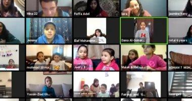 السعودية نيوز |                                              أطفال مصريون بالخارج لوزيرة الهجرة: بنحب المحشى والملوخية.. فيديو