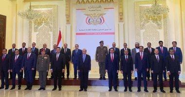 السعودية نيوز |                                              الحكومة اليمنية الجديدة تؤدى اليمين الدستورية أمام هادى فى الرياض.. صورة