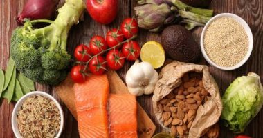Fruits, vegetables and exercise are the key to health and happiness.. a study reveals
