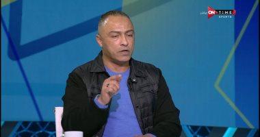 محمد صلاح أبو جريشة: أحب كرة الزمالك وأحترام مبادئ الأهلي