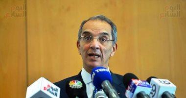 وزير الاتصالات: نسعى لجعل مصر دولة رائدة فى التكنولوجيات الرقمية