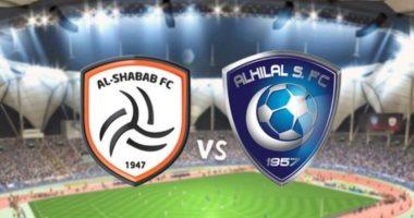 السعودية نيوز |                                              التشكيل الرسمي لمواجهة الهلال ضد الشباب في الدوري السعودي