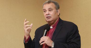 الدكتور القس أندرية زكى رئيس الكنيسة الإنجيلية