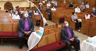 10 قرارات جديدة للكنيسة الإنجيلية لمواجهة كورونا أبرزها تعليق كافة المناسبات
