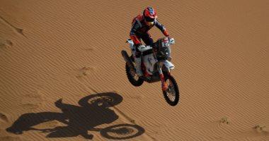 السعودية نيوز |                                              انطلاق سباق الدراجات النارية خلال رالى داكار 2021 فى السعودية