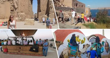 ورش عمل للعاملين بالمتاحف والمواقع الأثرية والقطاع السياحى