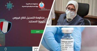 الصحة تطلق موقع حجز لقاح كورونا لجميع المواطنين رسميا
