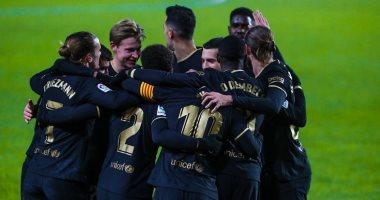 ريال سوسيداد ضد برشلونة .. ميسي خارج المباراة وجريزمان يقود هجوم البارسا