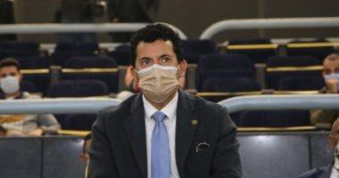 وزير الرياضة: عدد من الدول طلبت تنفيذ التجربة المصرية لتنظيم البطولات الرياضية