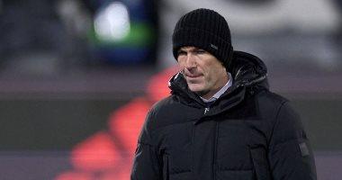 زيدان: نريد بقاء راموس فى الريال ولدينا 15 مباراة نهائية بالدوري الإسباني