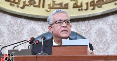 رفع الجلسة العامة للبرلمان بعد الاستماع لرئيس الوزراء ووزيرى التموين والتنمية المحلية