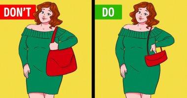 إزاى تختارى الحقيبة المناسبة لنوع جسمك؟ حجم الشنطة وشكل الحزام مهمين